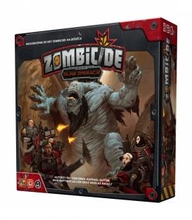 Zombicide: Najeźdźca - Tajne Operacje (Gra używana)