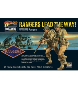 Rangers lead the way! US Rangers boxed set