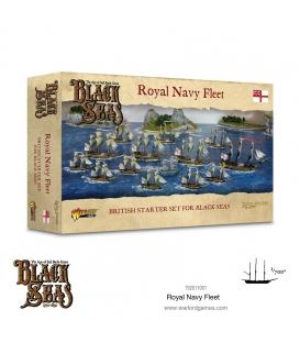 Black Seas - Royal Navy Fleet (1770-1830)