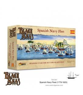 Black Seas - Spanish Navy Fleet (1770-1830)