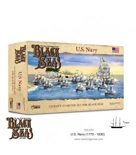 Black Seas - U.S. Navy Fleet (1770-1830)