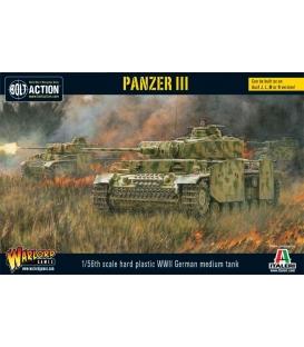 Panzer III (plastic)