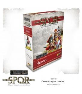 SPQR: Caesar's Legions - Heroes