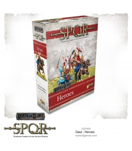 SPQR: Gaul - Heroes