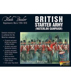 Napoleonic British Starter Army (Waterloo campaign)