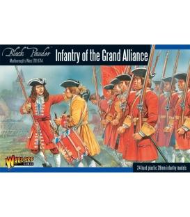 Marlborough's Wars: Infantry of the Grand Alliance