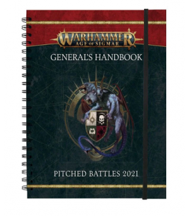 Warhammer Age of Sigmar General's Handbook Pitched Battles 2021 and Pitched Battle Profiles
