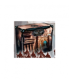Lords of Hellas - City of Steel (edycja polska) (Gra uszkodzona)