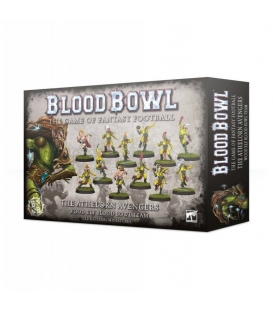 Blood Bowl: The Athelorn Avengers - Wood Elf Blood Bowl Team