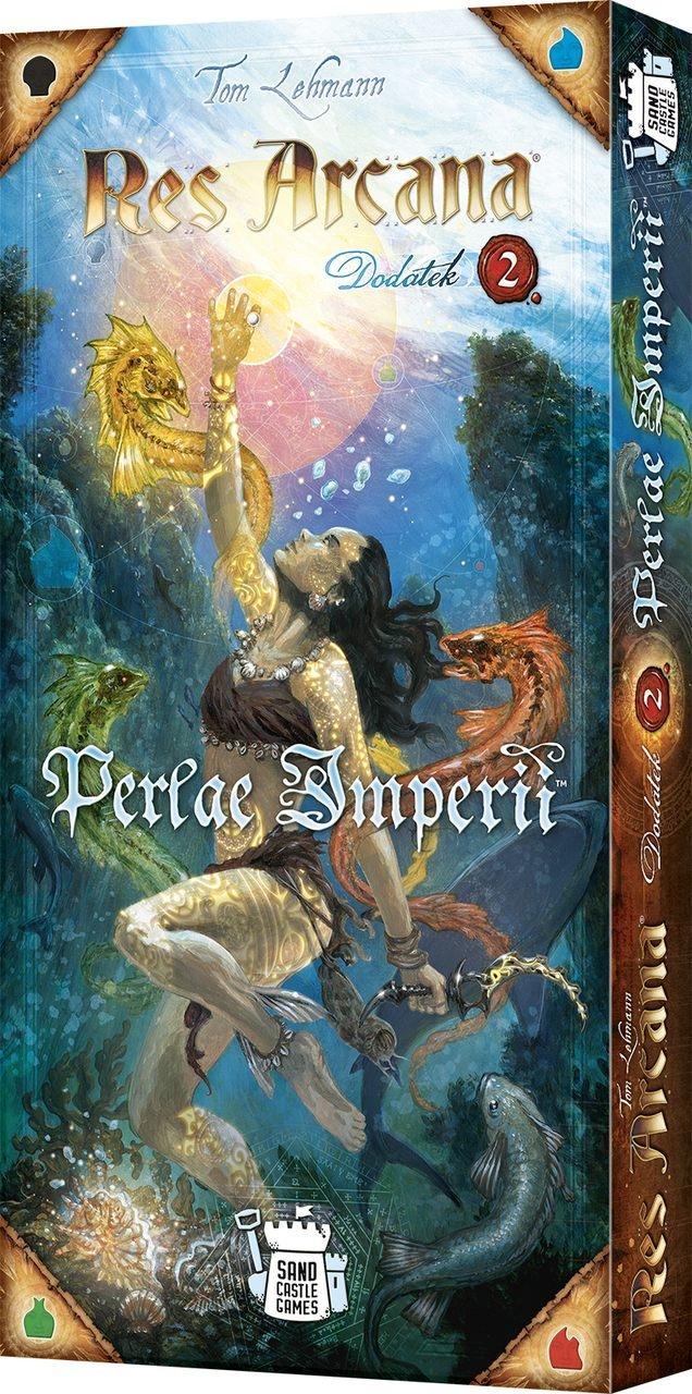 Res Arcana: Perlae Imperii (edycja polska) (przedsprzedaż)