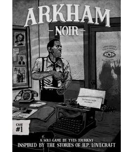Arkham Noir: Case 1 - The Witch Cult Murders (edycja angielska) (Gra używana)