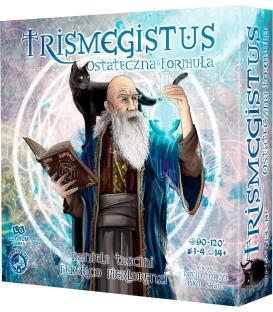 Trismegistus: Ostateczna Formuła (Gra używana)