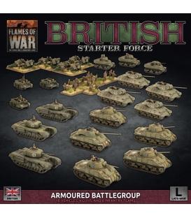 British Armoured Battlegroup Army Deal