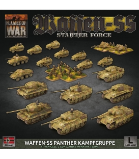 German LW SS Panther Kampfgruppe Army Deal