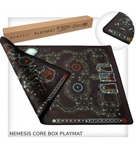 Nemesis: playmat (two-sided)