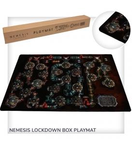 Nemesis Lockdown Playmat (two-sided) (przedsprzedaż)