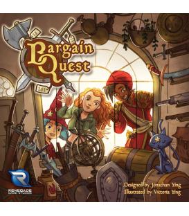 Bargain Quest (edycja angielska) + 4 dodatki (Gra używana)
