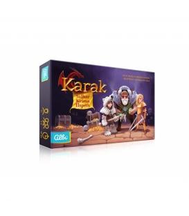 Karak - minidodatek: Sidhar, Kirima & Elspeth