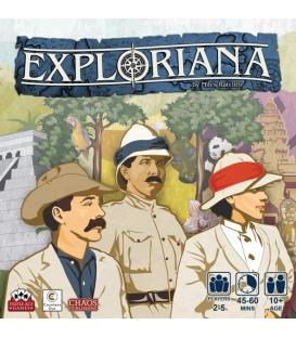 Exploriana (edycja angielska) (Gra używana)