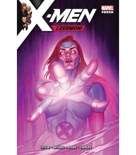 X-Men. Czerwoni