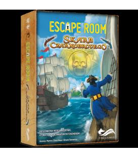 Escape Room: Skarb Czarnobrodego
