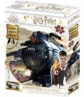 Harry Potter: Magiczne puzzle - Zdrapka - Hogwart Express (500 elementów)
