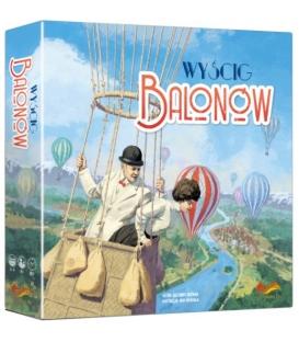 Wyścig Balonów (Gra uszkodzona)