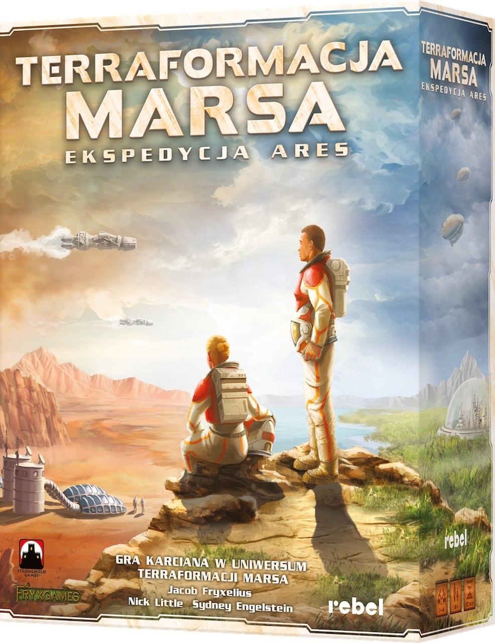 Terraformacja Marsa: Ekspedycja Ares (przedsprzedaż)