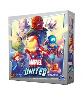 Marvel United (edycja polska) (przedsprzedaż)