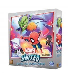 Marvel United: Enter the Spider-Verse (edycja polska) (przedsprzedaż)