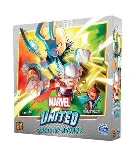 Marvel United: Tales of Asgard (edycja polska) (przedsprzedaż)
