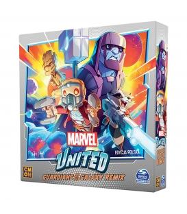 Marvel United: Guardians of the Galaxy Remix (edycja polska) (przedsprzedaż)