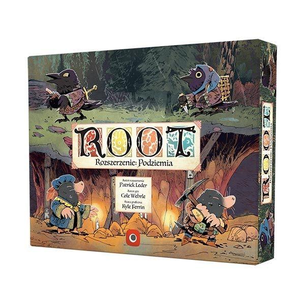 Root: Podziemia (przedsprzedaż)