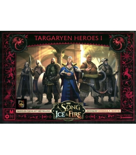 Song of Ice & Fire - Bohaterowie Targaryenów