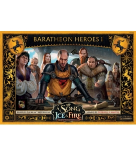 Song of Ice & Fire - Bohaterowie Baratheonów I (przedsprzedaż)