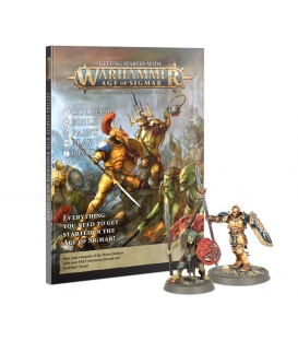 Warhammer Age of Sigmar - Getting Started