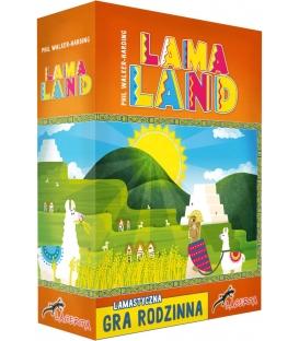 Lamaland (edycja polska) + naklejki na lamy (przedsprzedaż)