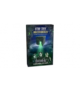 Star Trek: Ascendancy - Borg Assimilation (edycja angielska)