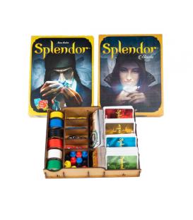 Insert do gry Splendor + Miasta (e-Raptor)