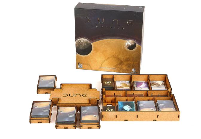 Insert do gry Diuna: Imperium (e-Raptor)