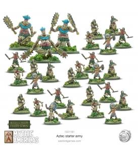 Mythic America: Aztec Warband Starter Set