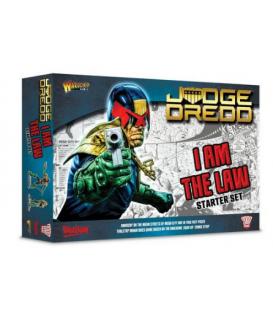 I am the Law: Judge Dredd - Starter Game