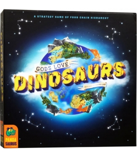 God's Love Dinosaurs (edycja angielska)