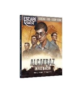 Escape Quest. Alcatraz: infiltracja (przedsprzedaż)