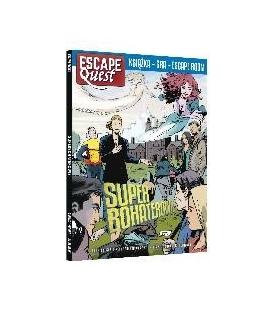 Escape Quest. Superbohaterowie (przedsprzedaż)