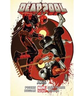 Deadpool. Axis. Tom 8
