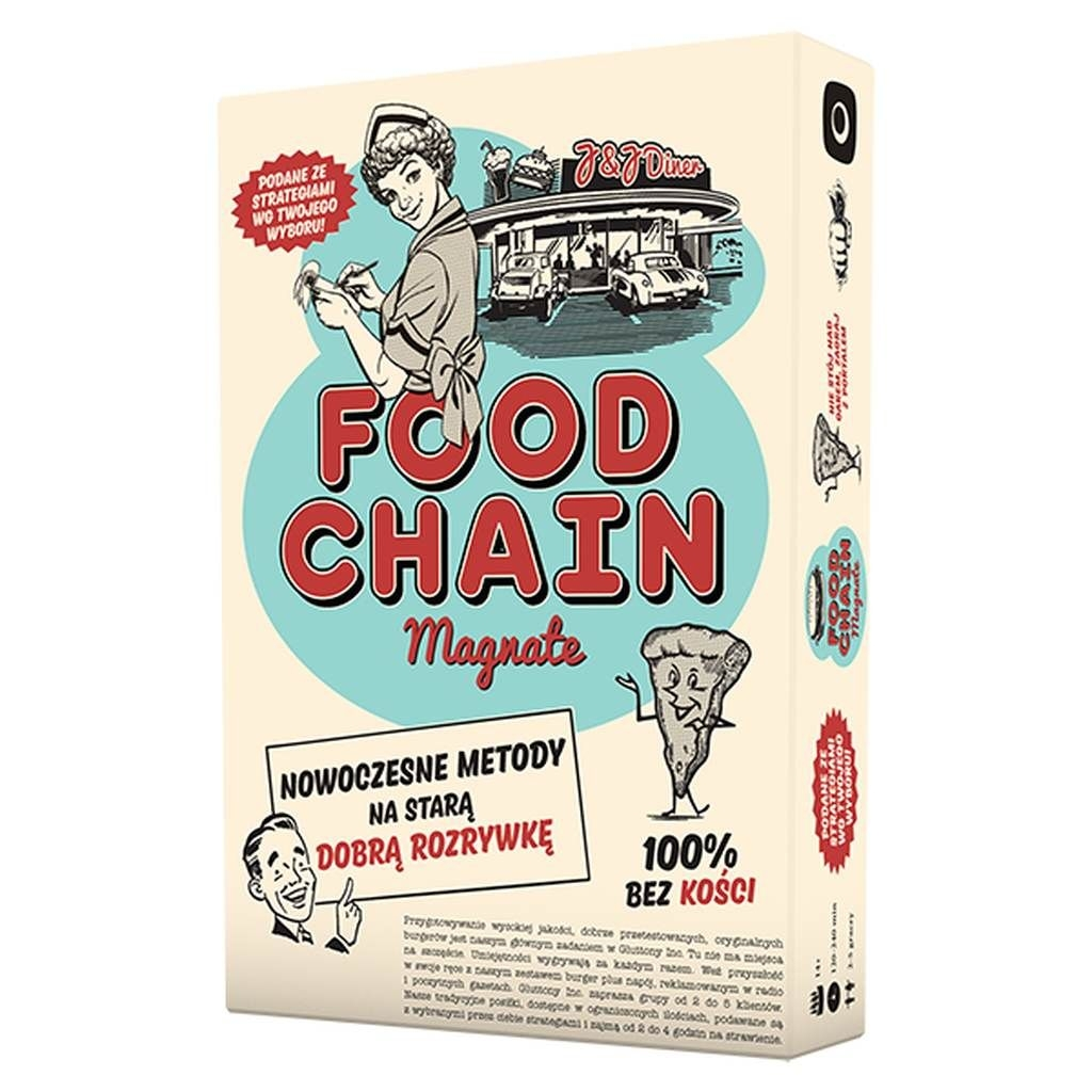 Food Chain Magnate (edycja polska) (przedsprzedaż)