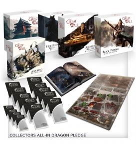 The Great Wall - Dragon Collectors Pledge (polska edycja Kickstarter) (przedsprzedaż)