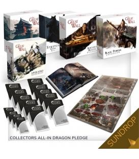 The Great Wall - Dragon Collectors Pledge (polska edycja Kickstarter) (Sundrop) (przedsprzedaż)