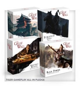 The Great Wall - Tiger Gameplay All-in (polska edycja Kickstarter) (przedsprzedaż)